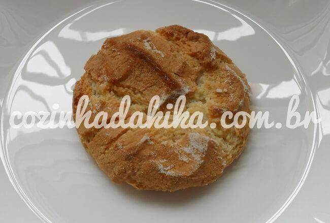 Receita de Biscuits Amaretti