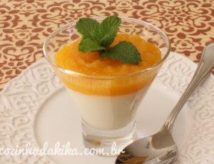 Receita de Malabie Manjar Libanês