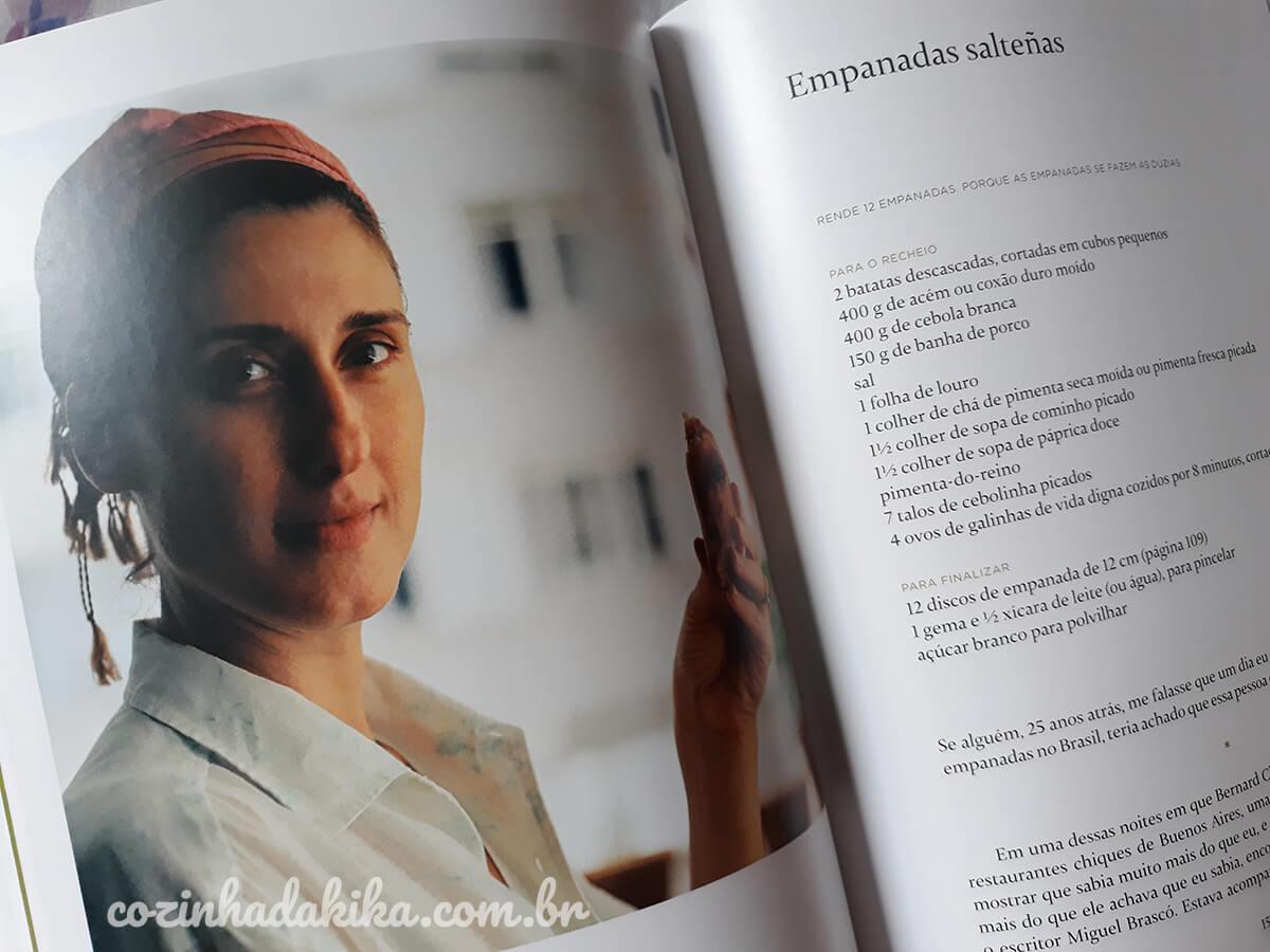 Livro Todas as Sextas da Paola Carosella