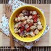 Receita de Salada de Grão-de-Bico