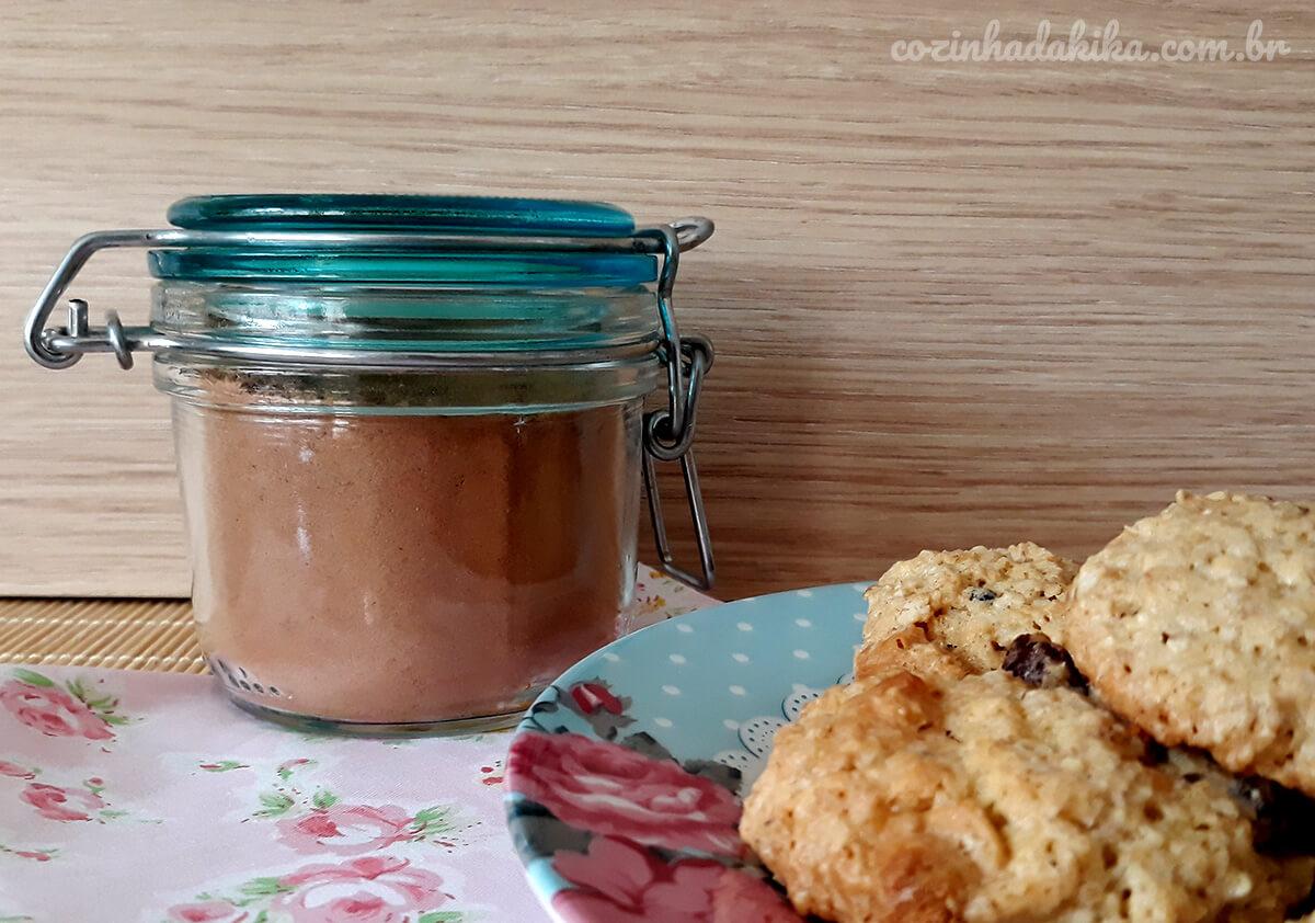 Receita de Mistura para Chocolate Quente da Dani Noce