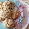 Receita de Cookies de Aveia com Gotas de Chocolate